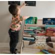 3 Sprouts könyvtartó állvány – elefánt