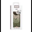 Bibs karikák - vanília - zsálya - olivazöld