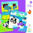 Képkirakó, puzzle - Állat csoportok - Animals and Co - DJECO