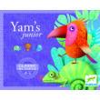 Társasjáték klasszikus - Junior kockapóker - Yams- DJECO