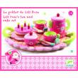 Lili Rose tea party készlet - Lili Rose's tea party- DJECO