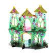 Építőjáték - Csodálatos kastély 3D - Castle of wonders 3D- DJECO