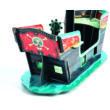 Építőjáték - Kalózhajó 3D - Pirate boat 3D- DJECO