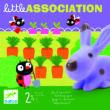 Társasjáték - Egy kis asszociáció - Little association - DJECO