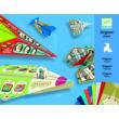 Origami -  Repülők - Origami planes- DJECO