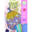 Fémfóliás színezés - Így szép - So pretty!- DJECO