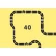 Waytoplay rugalmas autópálya 40 db -os (King of the road)