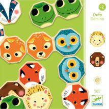 Dominó játék - Okta-dominó - Octo Domino- DJECO