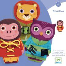 Ügyesítő játék - Csattogató - Attachtou - Djeco