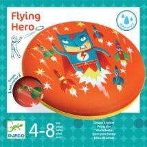 Frizbi - Hősök frizbije - Flying Hero Djeco