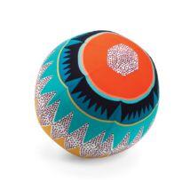 Textilhuzat lufira - Graphic ball - 30 cm ø Djeco
