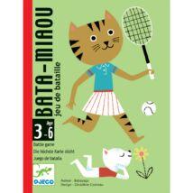 Kártyajáték Macskacsata - Bata - Miaou Djeco
