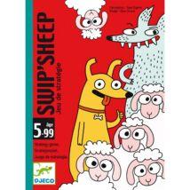 Kártyajáték - BirkaBuga - Swip'Sheep Djeco