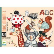 Kártyajáték - Betűfaló - ABC Miam