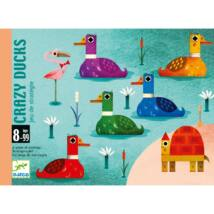 Kártyajáték - Logi-kacsa-láb - Crazy Ducks- DJECO