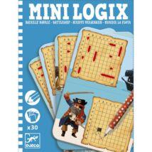 Mini logika -  Hajócsata - Battleship- DJECO