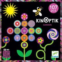 Optikai puzzle - Kert - Kinoptik Garden - 107 db-os- DJECO