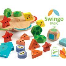 Társasjáték - Egyensúlyban építő - SwingoBasic - FSC MIX