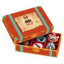 Kalózok süteményei - Pirates' cakes- DJECO