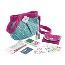 Kézitáska kiegészítőkkel - Handbag and accessories- DJECO