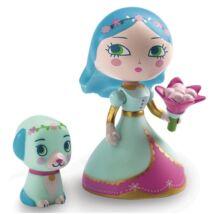 Hercegnő kutyával - Luna and Blue- DJECO