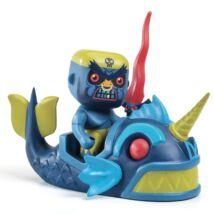 Kalóz - Szörnyhajós - Terrible & Monster