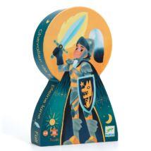 Formadobozos puzzle - Telihold lovagja - Full moon knight Djeco
