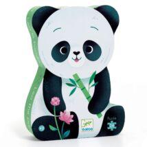 Formadobozos puzzle - Pici Panda Cuki - Leo the panda