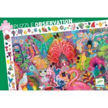Megfigyeltető puzzle Riói karnevál - Rio Carnaval Djeco