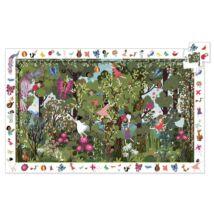 Megfigyeltető puzzle - Kerti játszás - Garden play time