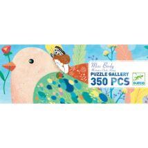 Művész puzzle Madár leány - Miss Birdy Djeco