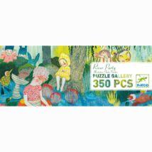Művész puzzle - Folyóparti piknik - River Party