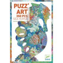Művész puzzle - Tengericsikó, 350 db-os - See Horse- DJECO
