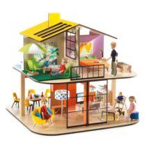 Színes babaház - Colour house (House sold empty)- DJECO