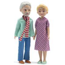 A nagyszülők - The grand parents Djeco