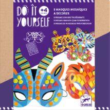 Csináld magad! - Állati álarcok - Jungle animals Djeco Design by