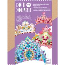 Csináld magad! - Hercegnők fejdísze - Like a princess Djeco Design by