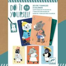 Csináld magad! - Családgyűjtő kártyajáték - Creature chic - FSC MIX