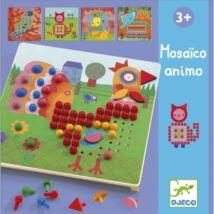 Pötyi mozaik - Állatok - Mosaico Animo- DJECO