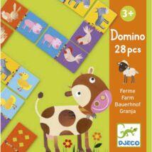 Domino - Tanya - Farm- DJECO