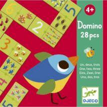 Domino - 1,2,3- DJECO