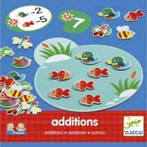 Fejlesztőjáték - Összeadás - Eduludo Additions- DJECO