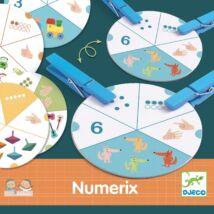Fejlesztő játék - Számos - Numerix - Djeco - Eduludo