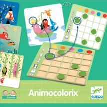 Fejlesztő játék - Színtaláló - Animo Colorix- DJECO