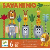 Társasjáték - Vadászat - Savanimo- DJECO