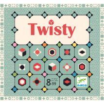 Társasjáték - Színkígyózó - Twisty- DJECO