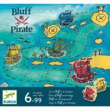 Társasjáték - Szélhámos kalózok - Bluff Pirate Djeco