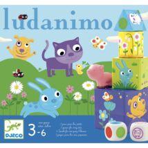 Társasjáték - Okoska - Ludanimo - DJECO