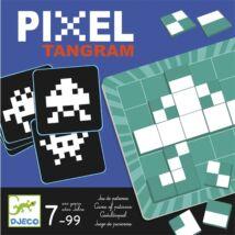 Logikai képkirakó játék - Pixi - Pixel Tamgram- DJECO