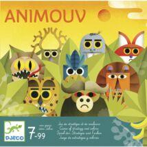 Társasjáték -  Elevenség - Animouv- DJECO